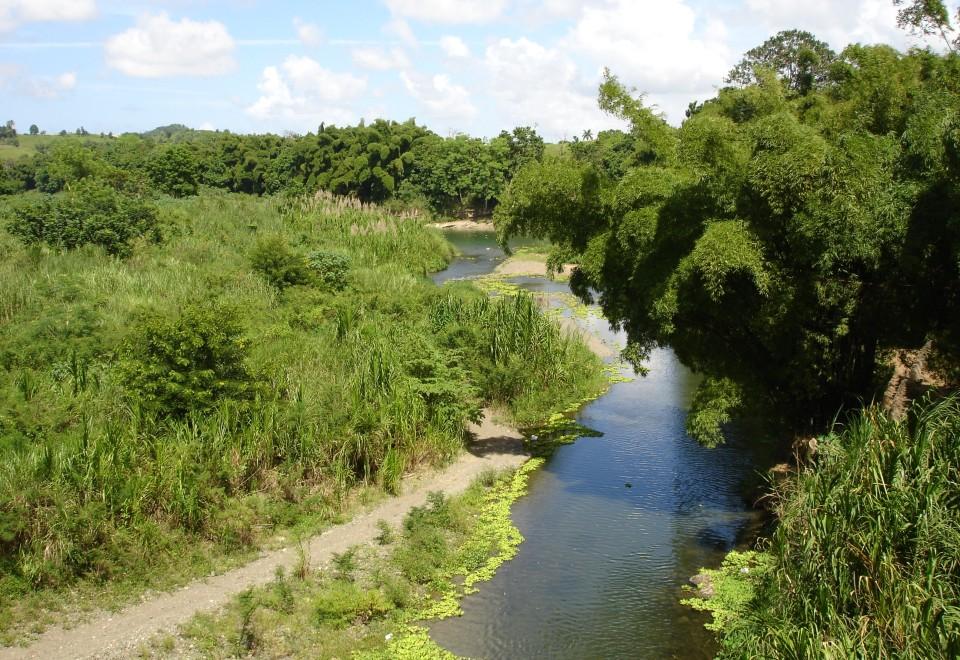<br>Rio de la Plata Flood Control Study</br>