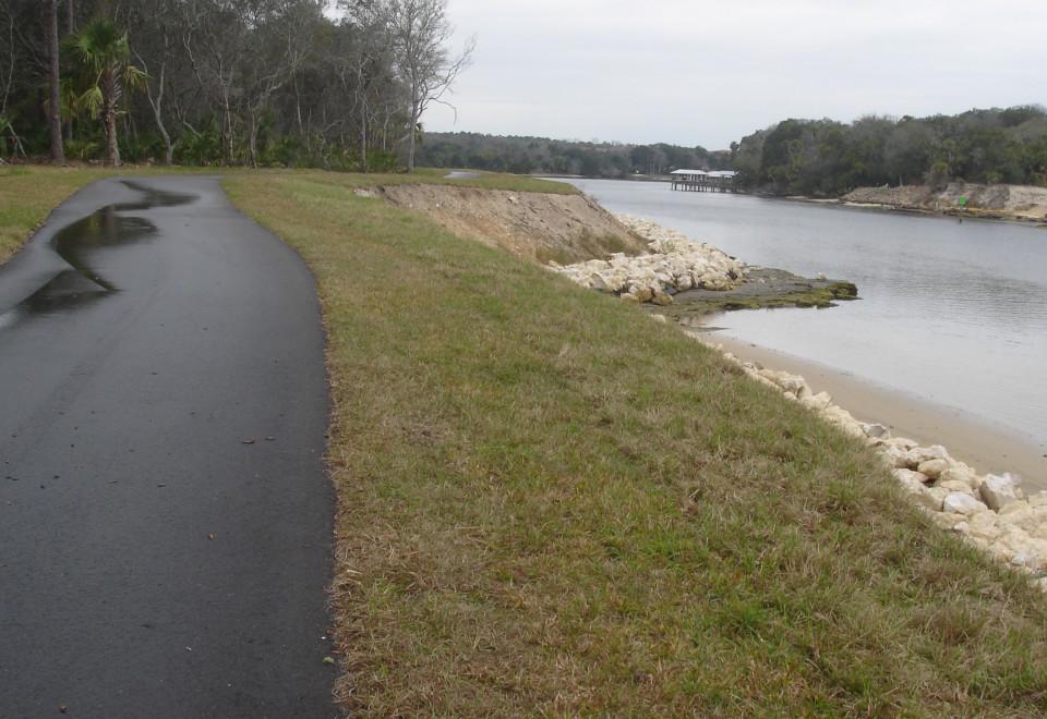 <br>FL-8 Shoreline Stabilization</br>