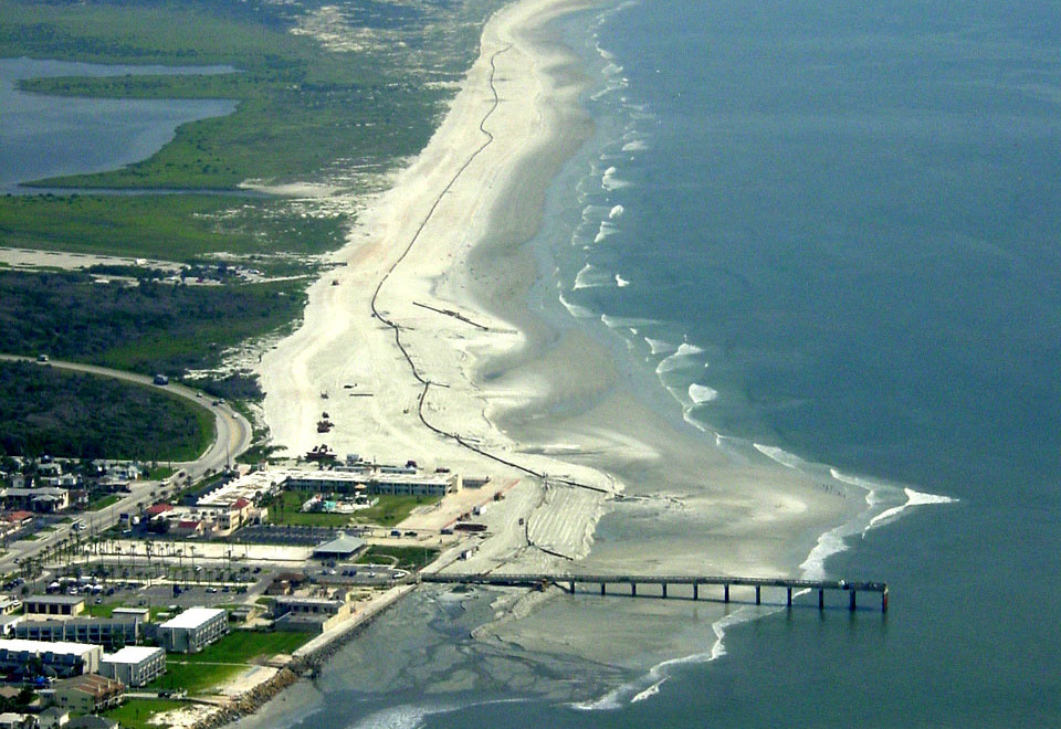 St. Johns County Shore Protection and Restoration