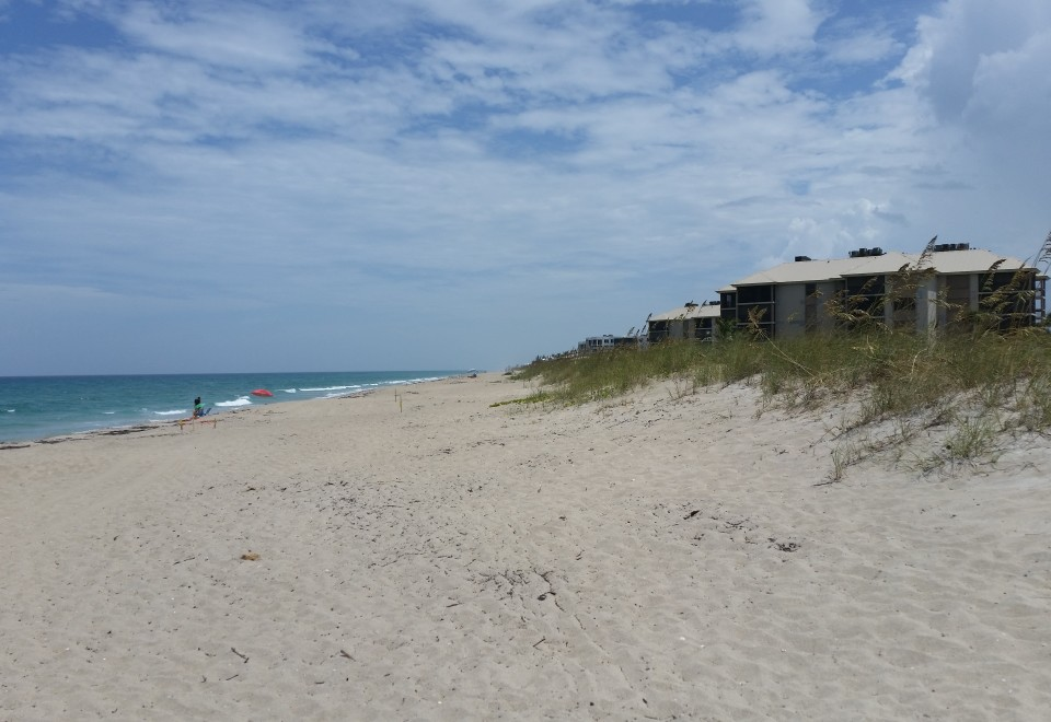 <br>Martin County Beach Restoration</br>